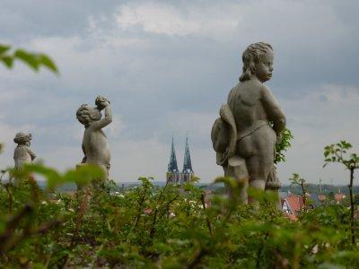 Quedlinburg Statues