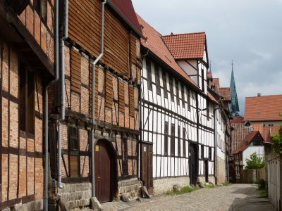 Historic Quedlinburg