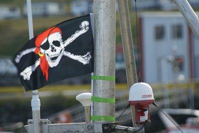 Pirate ship, Olafsvik
