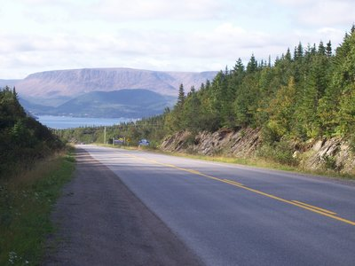 Tablelands, Gros Morne NP