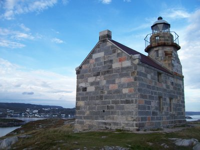 Granite Lighthouse, Newfoundland
