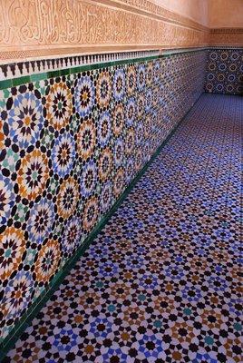 Medersa Ali ben Youssef, Marrakech