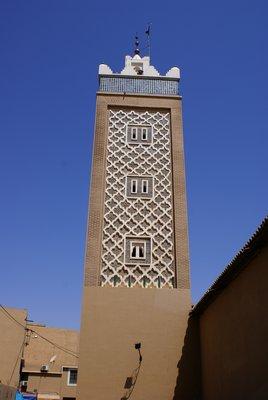 Minaret in Taroudant