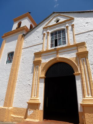 Portobelo Church