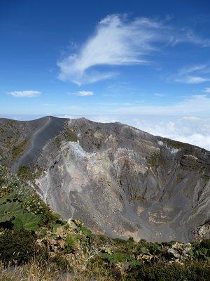 Volcan Irazú National Park