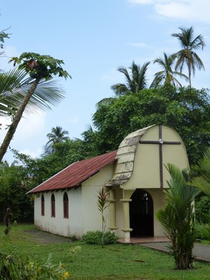 Tortuguero Church