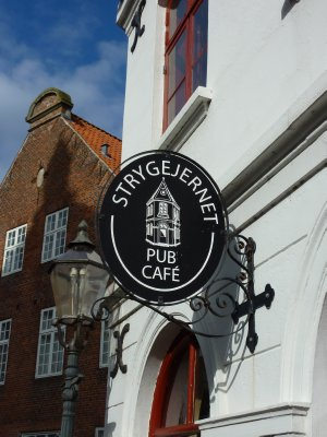 Bar in Ribe, Denmark