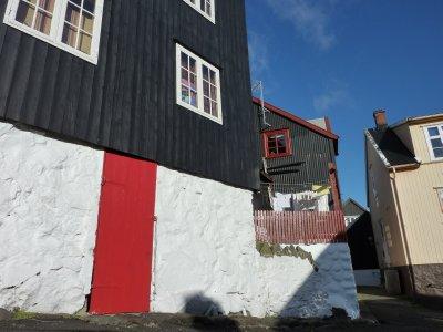 Torshavn streets