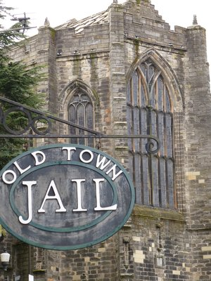 Old Town Jail