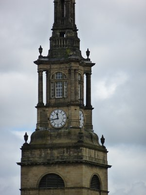 Newcastle's Clock Tower