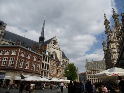 Great Market, Leuven