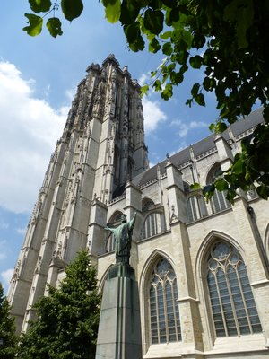 Sint-Rombouts Cathedral
