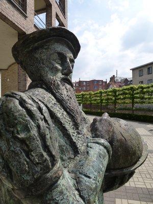Statue of Mercator