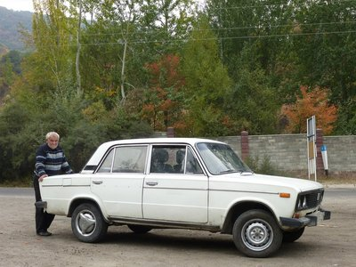 Proud Owner of a Lada