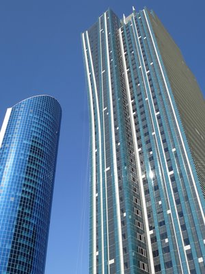Kazakhstan Temir Zholy Buildings