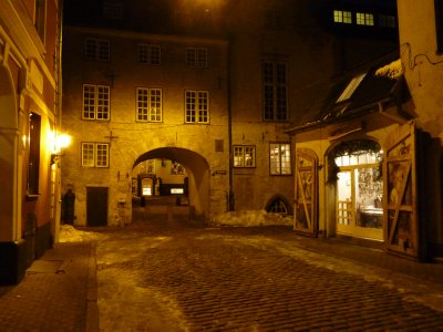 Swedish Gate, Riga