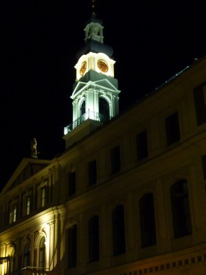 Town Hall tower, Riga