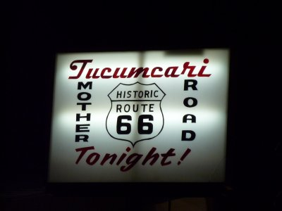 Tucumcari, Route 66, New Mexico