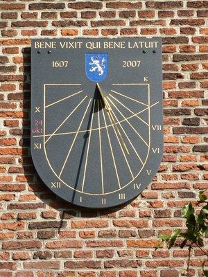 Haarlem Sign