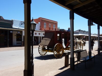 Wild West in Tombstone