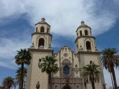 St Augustine Cathedral, Tucson, Arizona