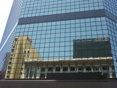 San Diego reflection