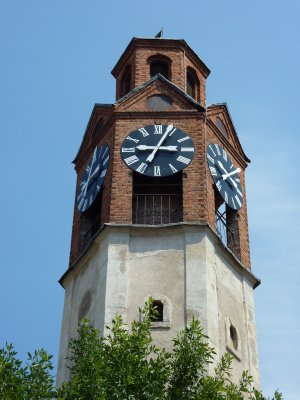 Pristina Clock Tower