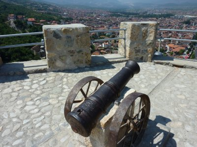 Canon at the Prizren Fortress