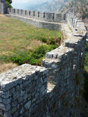Rozafa Castle in Shkodra