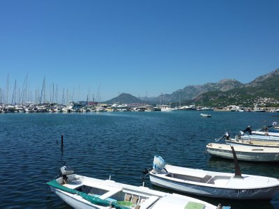 The harbour of Bar