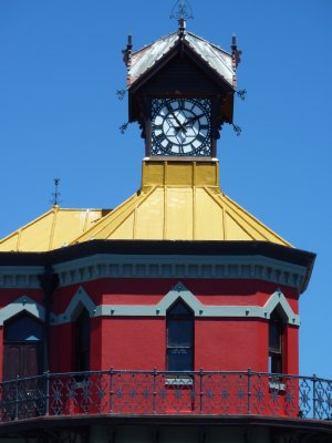 Clock Tower at V&#38;A Waterfront