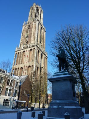 The Dom Tower, Utrecht