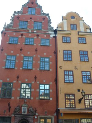 Gamla Stan's Stortorget, Stockholm