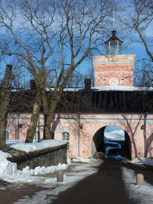 Suomenlinna Island Fortress, Helsinki