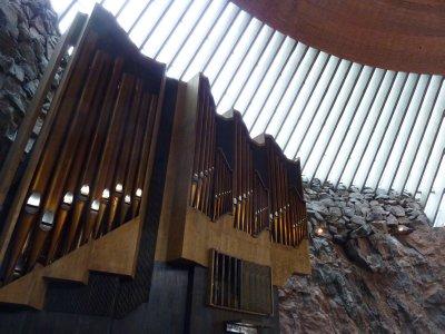 Temppeliaukion Kirkko, Helsinki