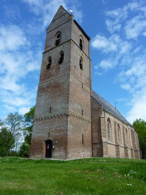 Church of Vledder, Drenthe