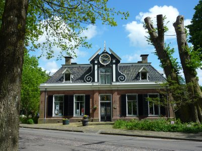 Dutch architecture, Vledder, Drenthe