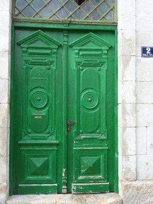 Mostar front door