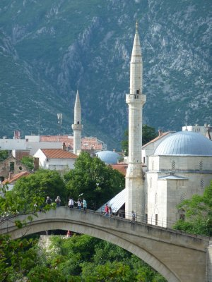 Mostar's Old Bridge