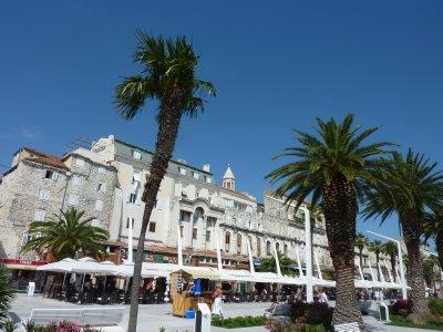 Split's boulevard