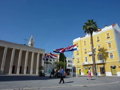 Gaje Bulata Square, Split