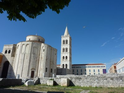 St Donatus Church and Cathedral of St Anastasia, Zadar