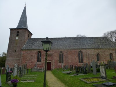 Church in Hoorn, Terschelling