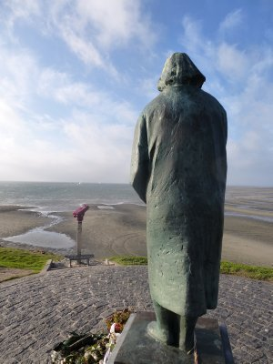 Watching the Wadden Sea