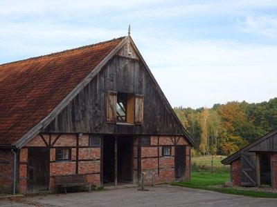 Barn in Twente