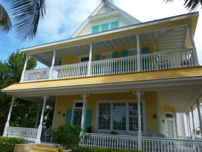 Typical Key West House