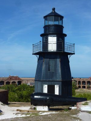 Fort Jefferson Lighthouse, Dry Tortugas National Park