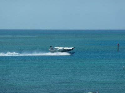 Floatplane, Dry Tortugas National Park
