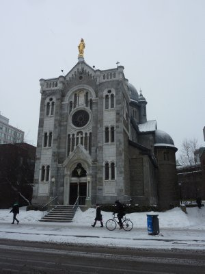Montréal Church