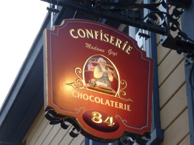 Chocolaterie de Quebec